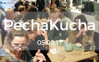 PechaKucha: My 6.66 Minutes of Awesome