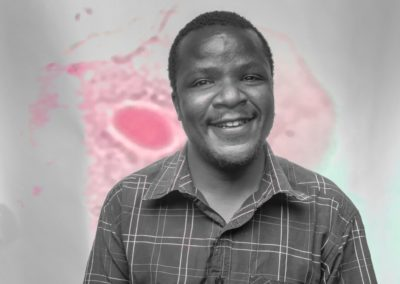 Pint Of Science Creative Reactions Portraits- Stephen Tukwasibwe