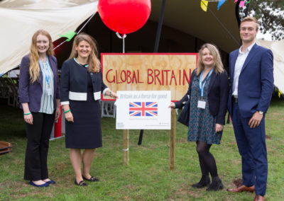 Jemima Willcox Photography Global Britan Tent