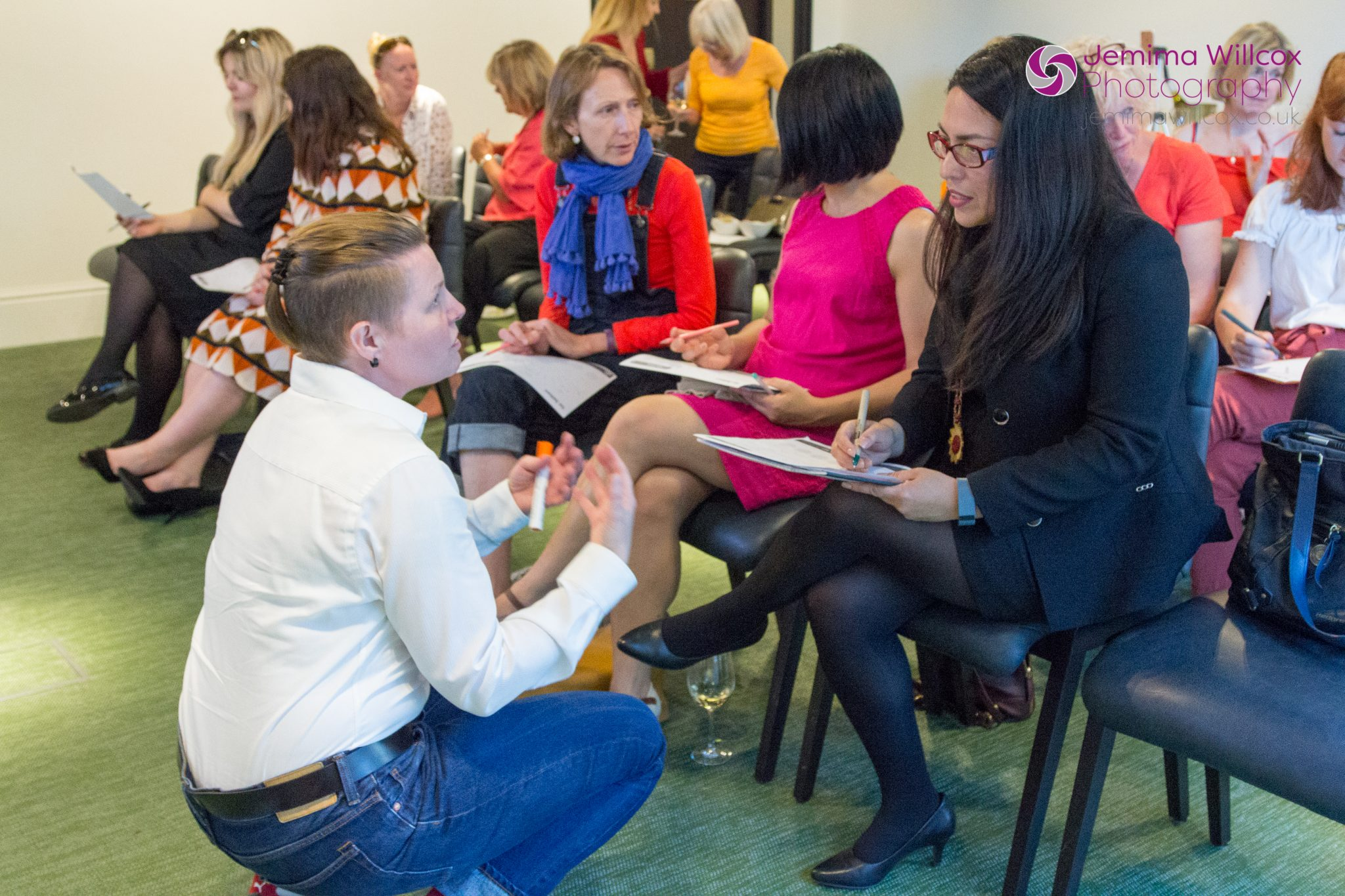 Ultimate Woman June Event Cambridge Jemima Willcox Photography Event images