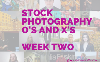 Stock Photo Noughts & Crosses Challenge