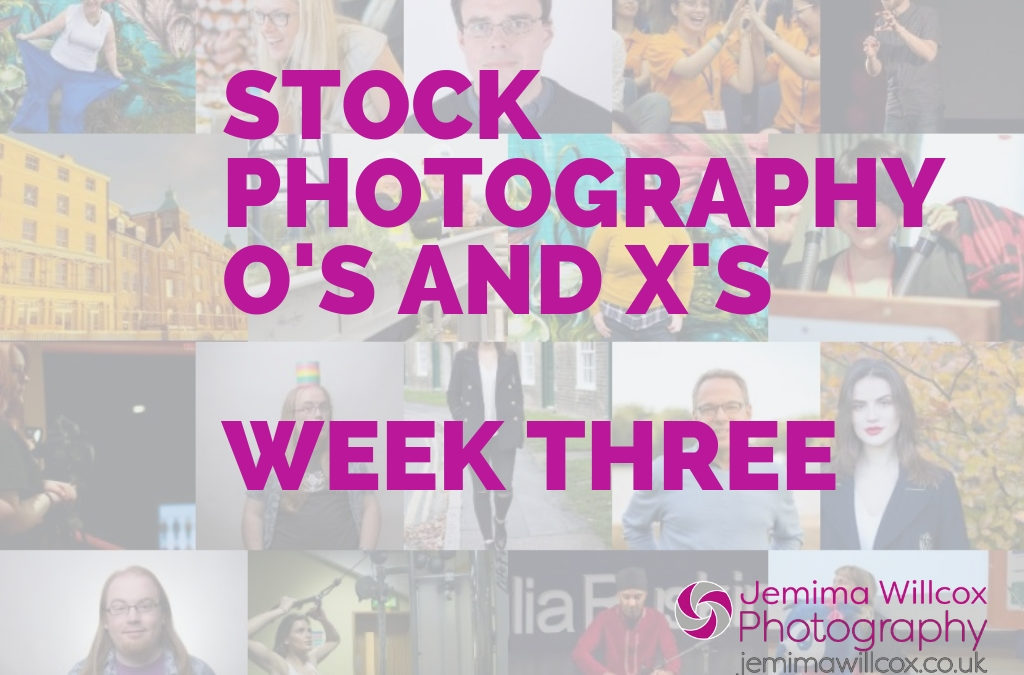 Stock Photography noughts and crosses week three