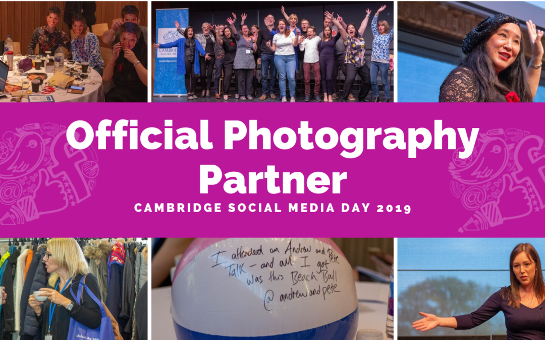 CSMDay19 Official Photography Partner