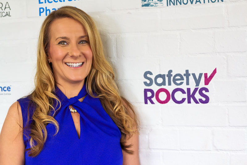 Carla Crocombe | Safety Rocks | Focus On Thursday